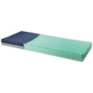 """Pressure Reduction Foam Mattress, 42""""W x 80""""L x 6""""H, Flat Heel (FREE SHIPPING)"""