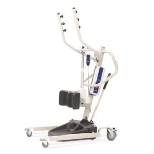 Invacare Sit to Stand Lift with Manual Low Base, 350 lbs