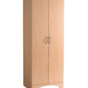 Oslo Wardrobe Lg 2 Door Oak