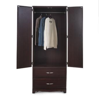 MedaCure Wardrobe - 2 Door / 2 Drawer