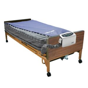 Drive 14200 Harmony True Low Air Loss Tri-Therapy Mattress Replacement System