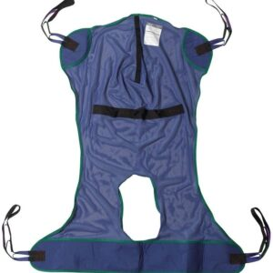 Full Body Mesh Slings w/ Commode Opening for Drive Lifts (13221)