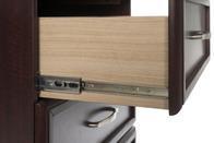 MedaCure Nightstand - 1 Drawer / 1 Door