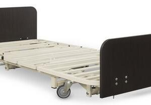 "MedaCure Ultra Low Long Term Care Bed (ULB42) 42"" Width *FREE SHIPPING*"